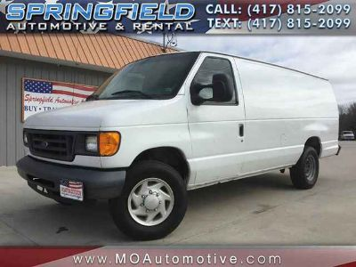 Used 2007 Ford E350 Super Duty Cargo for sale