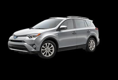 2018 Toyota RAV4 Limited Hybrid AWD-i