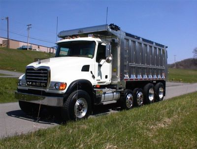 Dump truck financing - Established businesses or startups