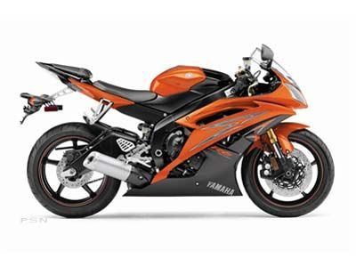 2009 Yamaha YZF-R6 SuperSport Motorcycles Kingsport, TN