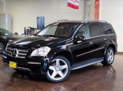 2011 Mercedes-Benz GL550