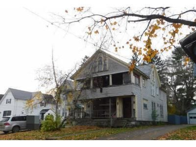 6 Bed 2 Bath Foreclosure Property in Ilion, NY 13357 - Prospect Ave