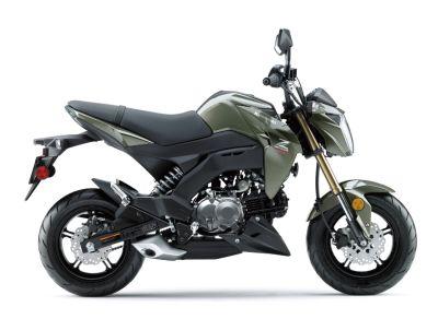 2018 Kawasaki Z125 Pro Sport Motorcycles Jackson, KY