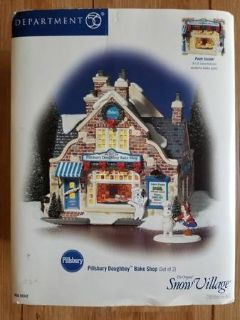 DEPT. 56 - ESTATE SALE - BY APPT. ONLY 10%-20% OFF NEW IN BOX