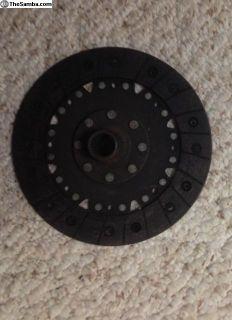 36 hp Clutch plate M-v