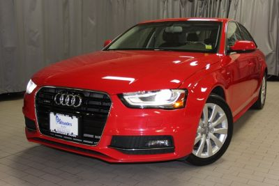 2015 Audi A4 2.0T Premium (Brilliant Red)