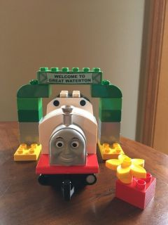 Thomas Lego Duplex: Thomas & Friends, Stanley at Great Waterton, ages 2-5