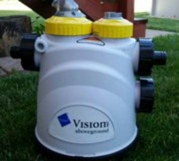 Pool Chlorine dispenser and mineral purifying system
