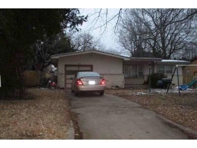 3 Bed 1 Bath Foreclosure Property in Arkansas City, KS 67005 - N 10th St