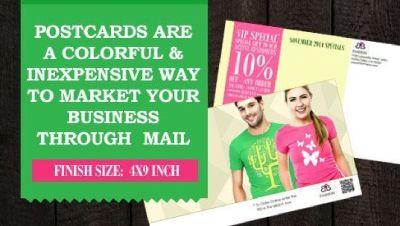 For Custom Marketing Postcards Come to PrintPapa