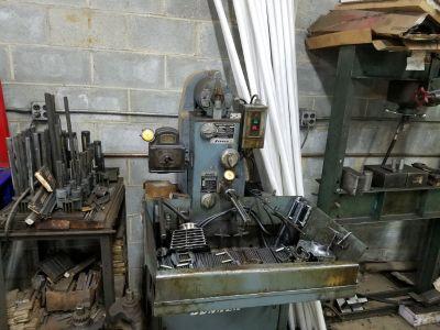 Sunnen Rod Honing Machine