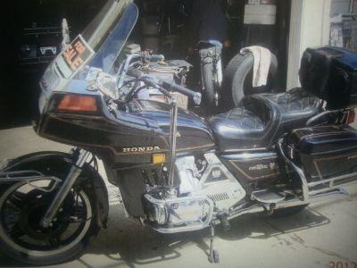 1981 Honda Goldwing