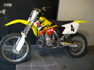 2003 Suzuki RM250 Motocross Motorcycles Wisconsin Rapids, WI