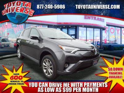 2017 Toyota RAV4 Limited (Magnetic Gray Metallic)