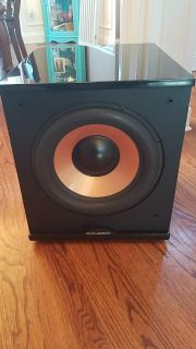 "12"" Acoustech H-100 Cinema Series Subwoofer"