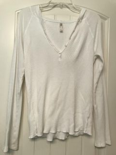 L Old Navy Hooded over Shirt