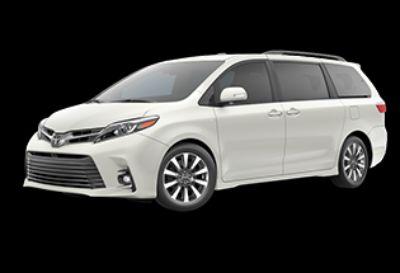 2018 Toyota Sienna Limited Premium ()