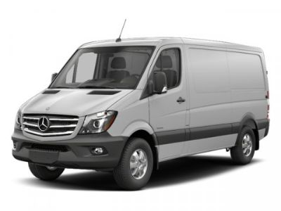 2018 Mercedes-Benz Sprinter 2500 144 WB (Arctic White)