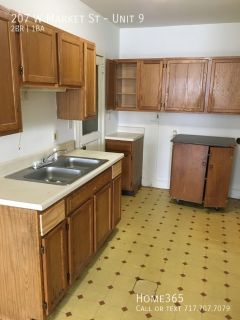 Apartment Rental - 207 W Market St