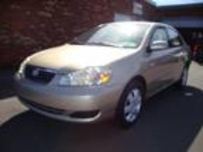 Used 2006 TOYOTA COROLLA For Sale