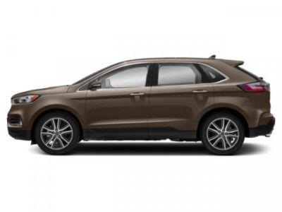 2019 Ford Edge Titanium (Stone Gray Metallic)