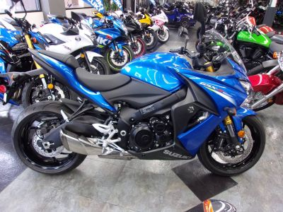 2016 Suzuki GSX-S1000F ABS Sport Motorcycles Philadelphia, PA
