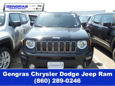 2019 Jeep Renegade (Black Clearcoat)