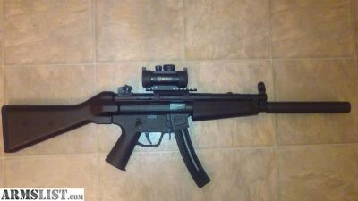 For Trade: ATI GSG-5 22LR