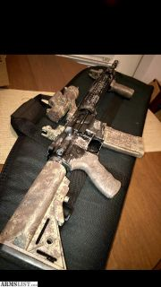 For Sale/Trade: Fully loaded Custom Adams Arms Piston AR15 5.56/.233 New