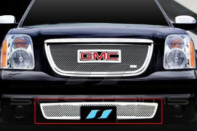 Sell SES Trims TI-MG-147B 07-13 GMC Yukon Billet Grille Mesh Grill Chromed motorcycle in Bowie, Maryland, US, for US $299.00