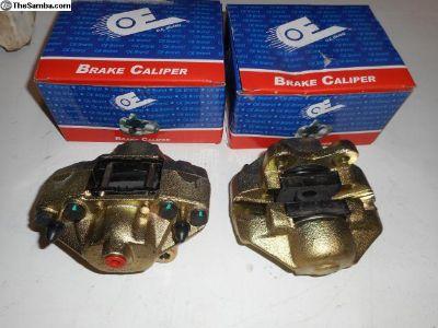 New Disc brake calipers