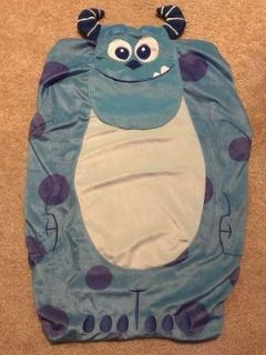 Monsters Inc Sully Changing Pad Cover