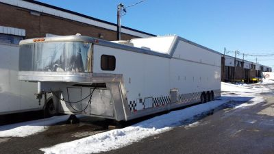 Race Car Trailer / Living Quarters