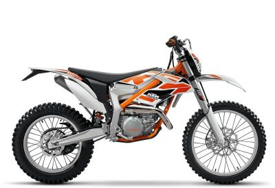 2017 KTM Freeride 250 R Competition/Off Road Motorcycles Fayetteville, GA