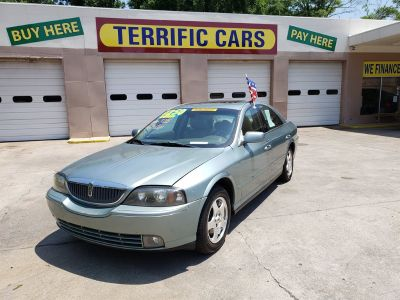 2005 Lincoln LS Luxury (Green)