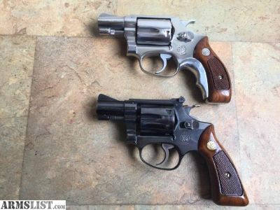 For Sale: RARE S&W MOD 34-2 22lr with pinned barell
