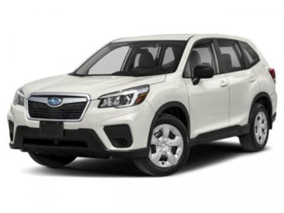2019 Subaru Forester Limited (Crystal White Pearl)