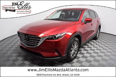 2019 Mazda CX-9 Touring (Red Crystal)