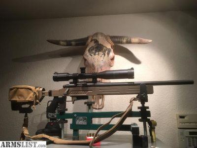 For Sale: Remington 700 S/A 308 Heavy barrel / Mcree Precision chasis