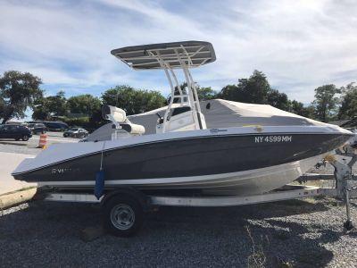 2016 Yamaha 190 FSH Sport Center Console Boats Hampton Bays, NY