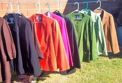Women's blazers and light jackets size 14 & 16/18 Sag harbor, TanJay, Allison Daley