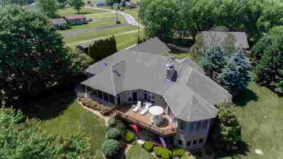 548 Waynoka Drive Franklin Township Four BR, Lake living at its