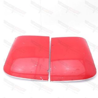 Sell Corvette Coupe Original LH & RH Fiberglass T-Top Shell Pair 1969-1976 motorcycle in Livermore, California, United States, for US $199.97