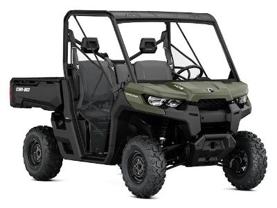 2017 Can-Am Defender HD8 Side x Side Utility Vehicles Glasgow, KY