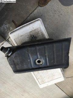 Bug Fuel tank
