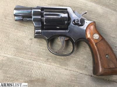 For Sale: Smith and Wesson model 10-5