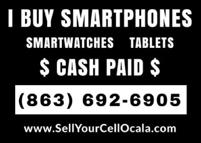 I Buy Smartphones And Tablets For Cash