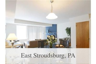 Parktowne offers 2 and 3 bedroom apartments in East Stroudsburg, PA. Dog OK!