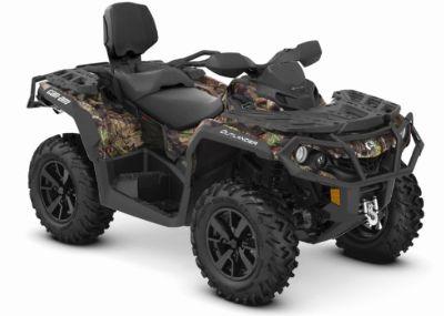 2019 Can-Am Outlander MAX XT 650 Utility ATVs Elk Grove, CA