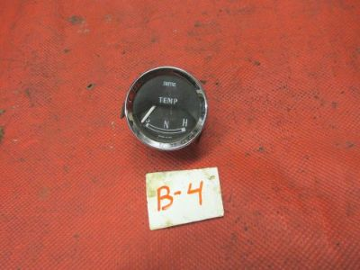 Sell MGB,MG Midget,Austin Healey Sprite, Smiths Water Temperature Gauge, GC!! motorcycle in Kansas City, Missouri, United States, for US $34.99